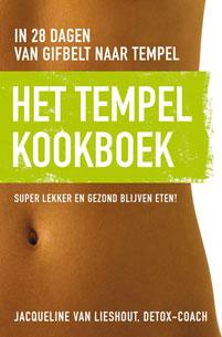 Het Tempel Kookboek van Jacqueline van Lieshout