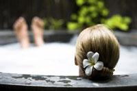 Ontgiften in bad met HumaSoak badpoeder
